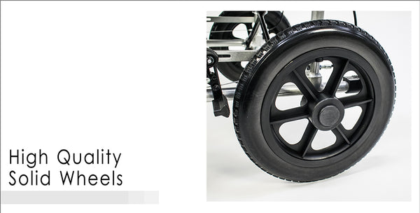 High Quality Solid Wheels
