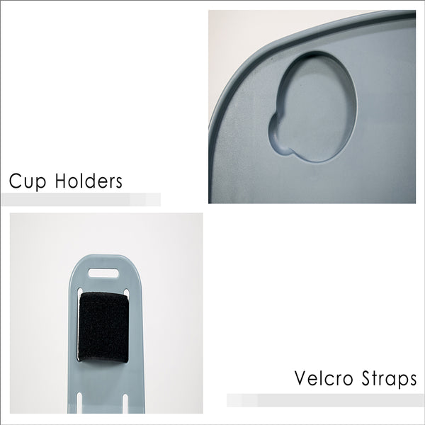 Cup Holders and Velcro Straps