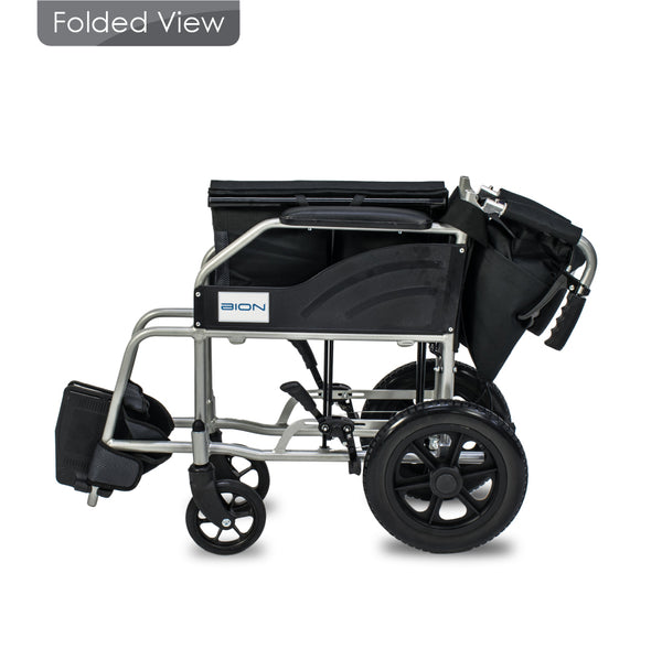 Pushchair Folded Profile