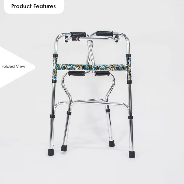 Walking Frame Folded Profile