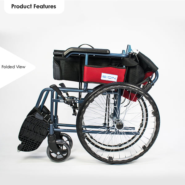 Wheelchair Folded Profile