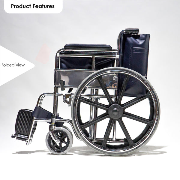 Wheelchair Side Profile