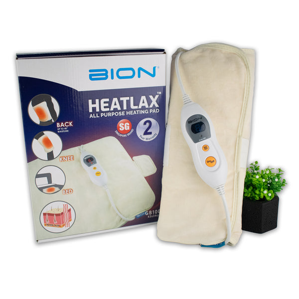 Bion Heatlax Heating Pad, GB100