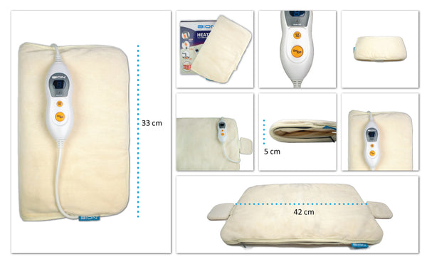 Heating Pad Dimensions