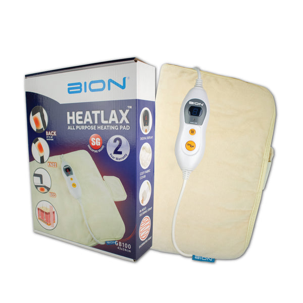 Heating Pad with Box