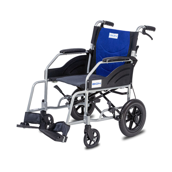 BION iLight Wheelchair Detachable 18'' with Tension Back (Quick Release Ver.)