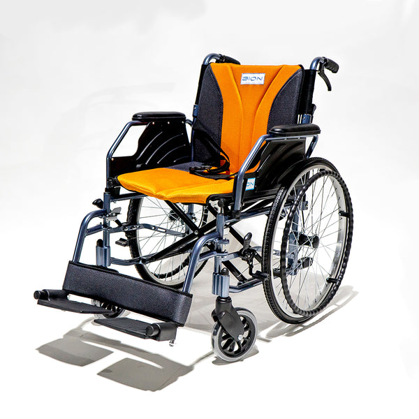 Wheelchair Diagonal Profile