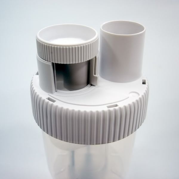 Nebulizer Mouth Piece - Open