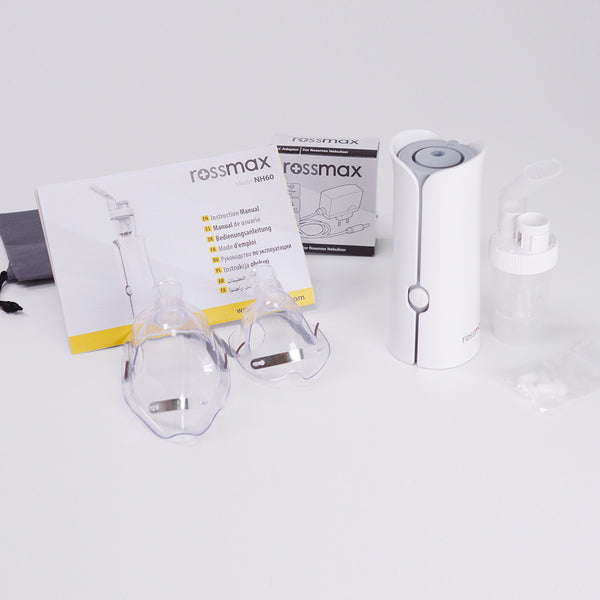 Nebulizer Full kit with Accessories