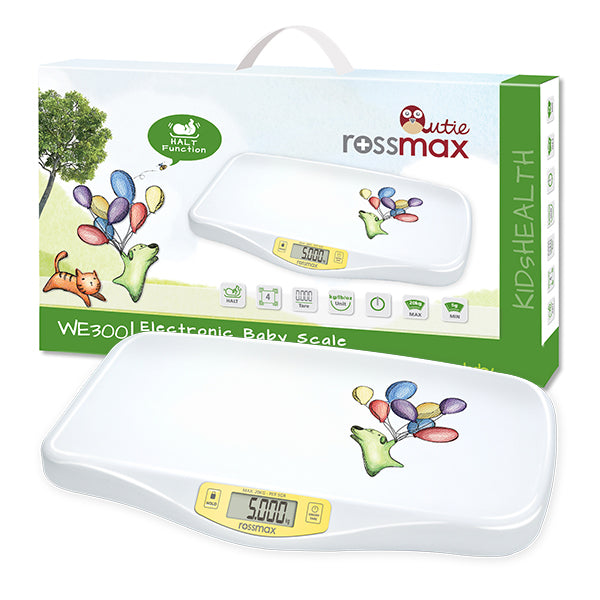 ROSSMAX Baby Scale, WE300