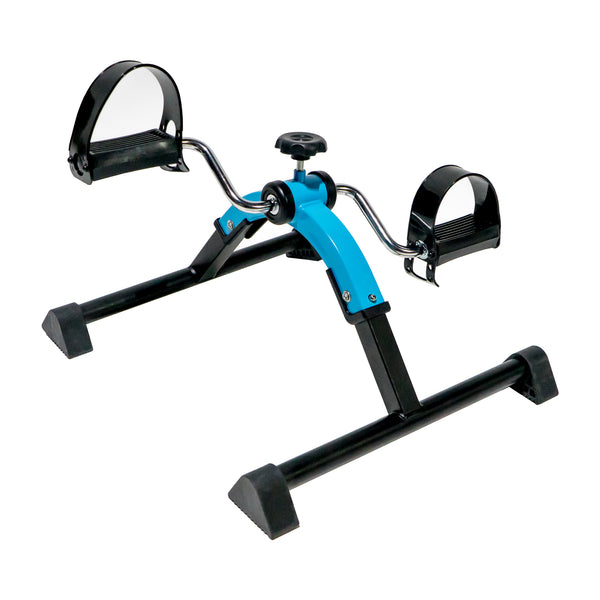BION Pedal Exerciser Foldable Blue