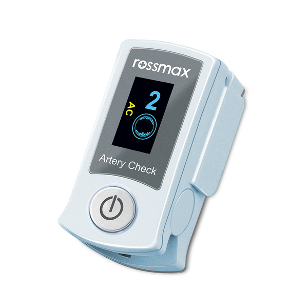 ROSSMAX 3-in-1 Artery Check / SpO2 / Heart Rate Monitor SB200