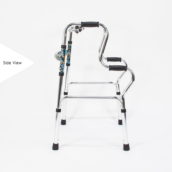 Walking Frame Side Profile