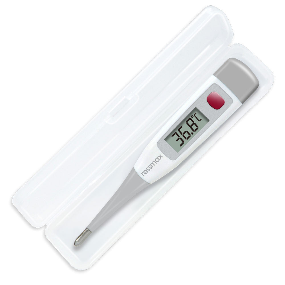 Oral Thermometer with Case