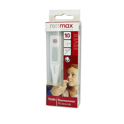 Oral Thermometer in Box
