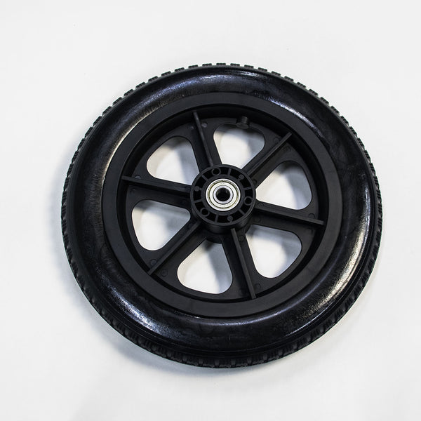 Rear Wheelchair Wheel: 12""