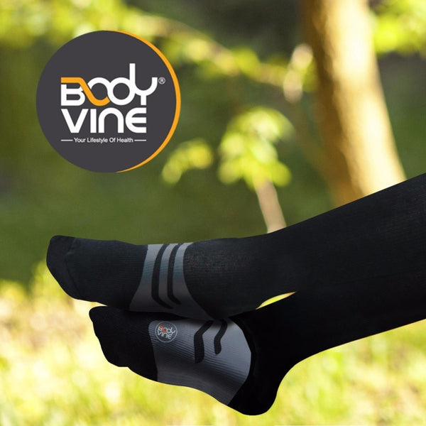 BODYVINE Arch Support Socks (Long) CT11500