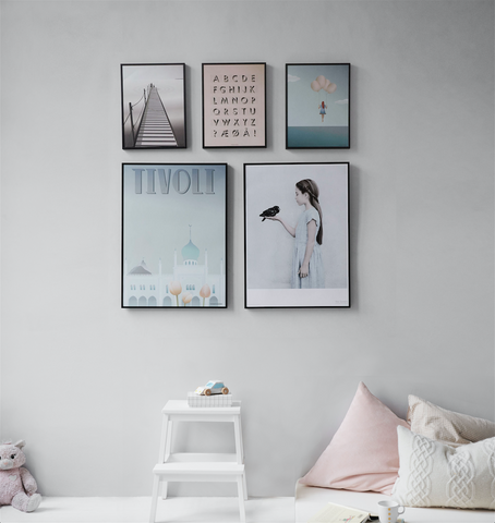 GUIDE: CREATE A POSTER WALL - ViSSEVASSE International