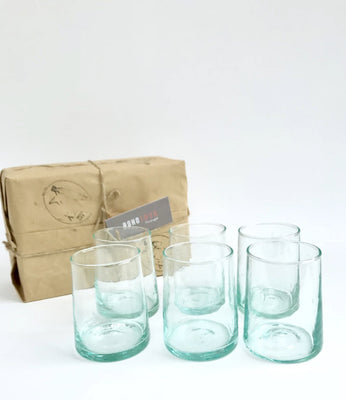 Medium Beldi glasses - set of six