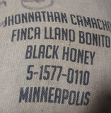 "Costa Rica: Jhonnathan Camaco - ""Finca Llano Bonito"" West Valley Black Honey Microlot 12 oz."