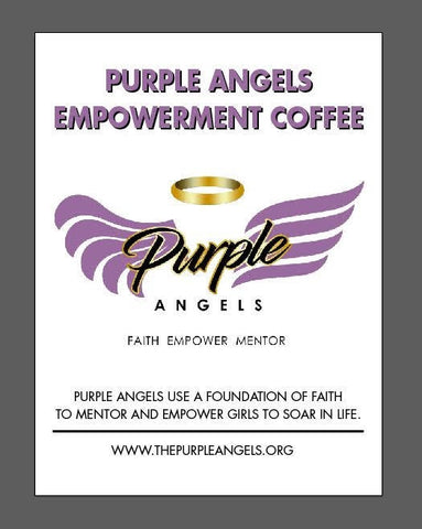Purple Angels Empowerment Coffee