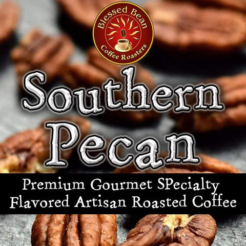 Southern Pecan DECAF flavored coffee