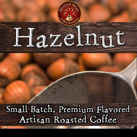 Hazelnut Creme flavored coffee
