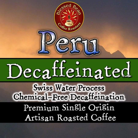 SWP Peru Decaffeinated