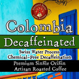 SWP Colombian Decaffeinated