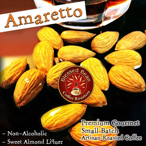Amaretto Flavored Decaf