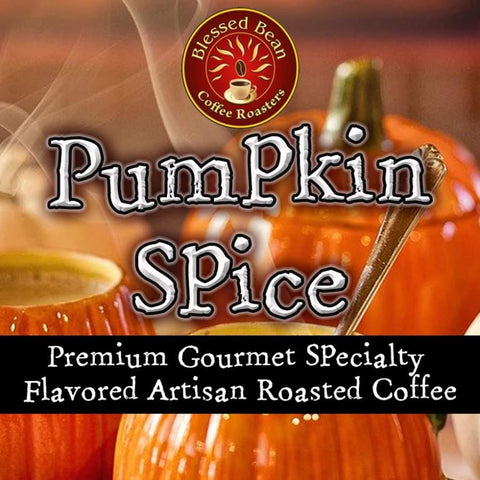 Pumpkin Spice Flavored Decaf