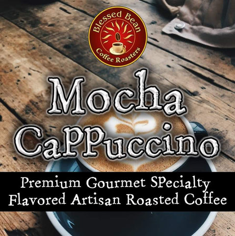 Mocha Cappuccino flavored coffee