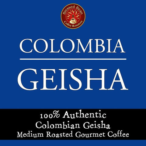 Colombia: Marcela Geisha   12 oz.