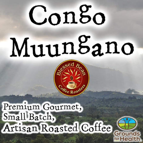 Congo Muungano - Women's Lot  Fair Trade, 12 oz.