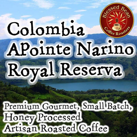 Colombia: Aponte Narino-Royal Reserva Honey