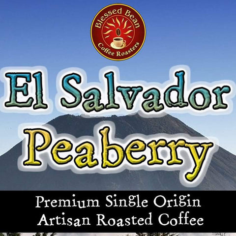 El Salvador Peaberry