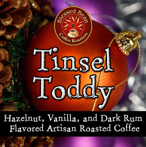 Tinsel Toddy flavored coffee