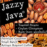 Jazzy Java® flavored coffee