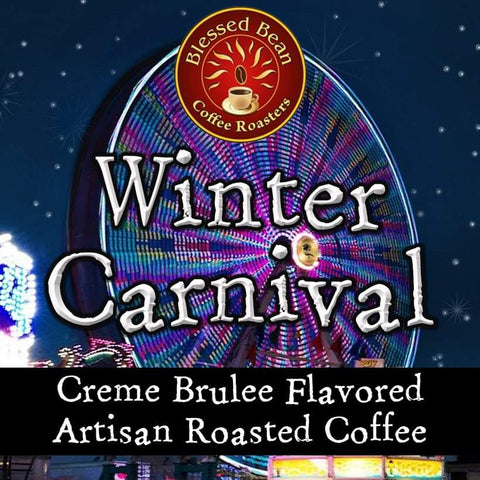 Winter Carnival flavored coffee