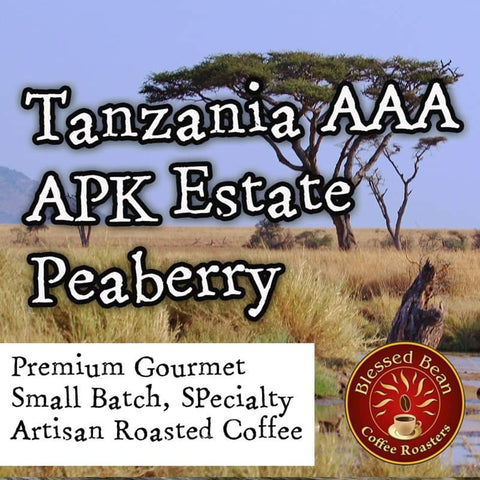 Tanzania Peaberry APK Estate