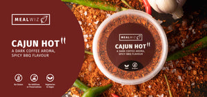 Cajun Hot Seasoning