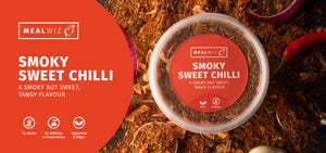 Smoky Sweet Chilli Seasoning