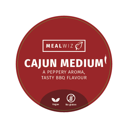 Cajun Medium Seasoning