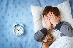 Anxiety at Bedtime: Should I be worried?
