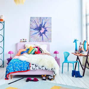 Trends for Tween to Teen Bedroom Ideas