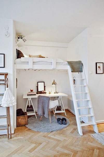 Scandi Tween Teen Bedroom