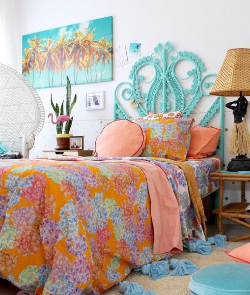 Boho Tween Teen Bedroom Ideas