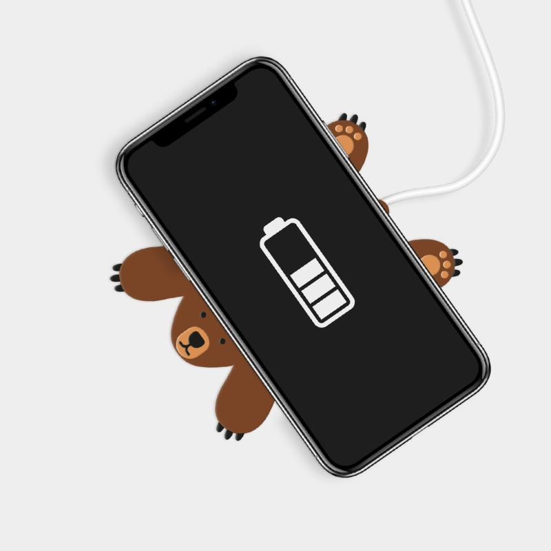 Bear Wireless Phone Charger