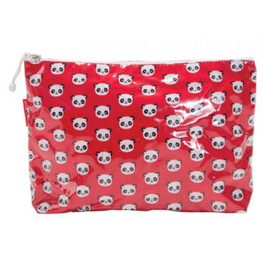 Annabel Trends Cosmetic & Toiletry Bags Large Panda Cosmetic Bag - Multiple Sizes tween and teen