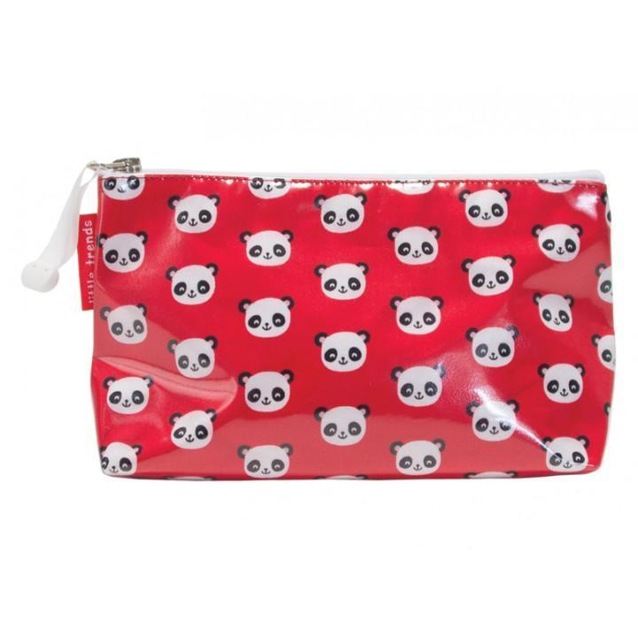 Annabel Trends Cosmetic & Toiletry Bags Small Panda Cosmetic Bag - Multiple Sizes tween and teen